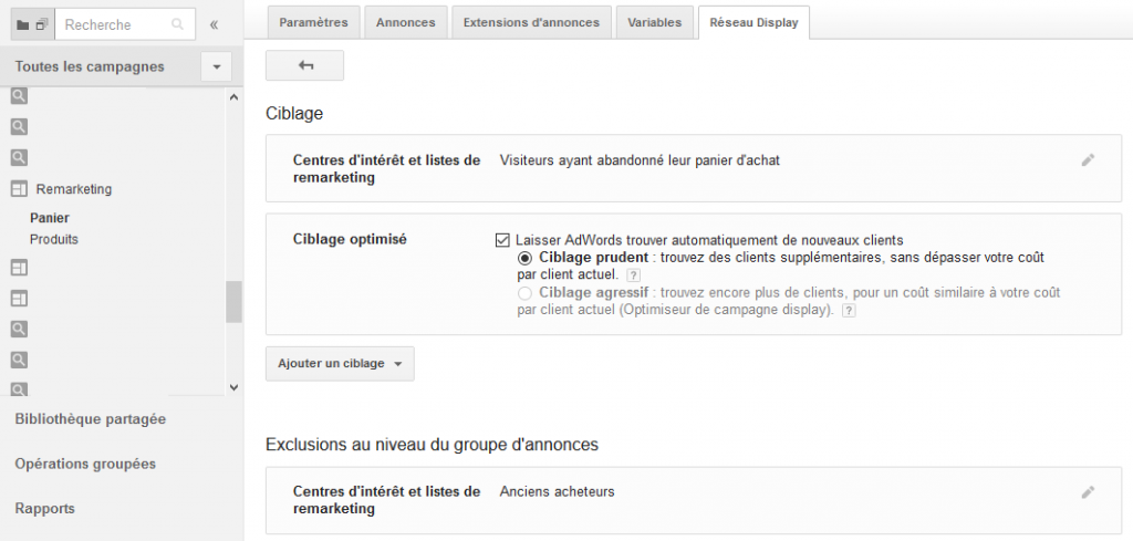 Blog Ecommerce Adwords