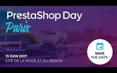 Blog Ecommerce sera au Prestashop Day le 15 juin 2017 !